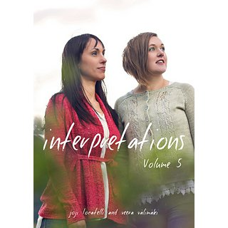 Catalogue Interpretations Volume 5