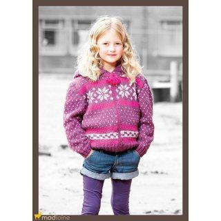 Gilet enfant Modèle gilet à capuche doublé 99-01