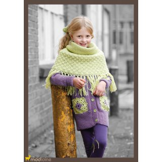 Snood / Jupe à franges (crochet) 99-19 - Plassard