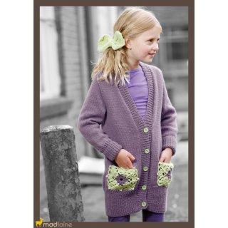 Gilet enfant Gilet boutonné à poches granny 99-20
