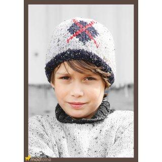 Accessoire enfant Bonnet à motif jacquard 99-29