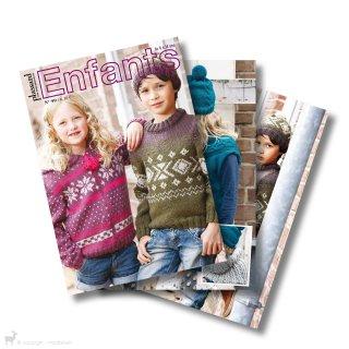 Catalogue de modèles Plassard – Enfants