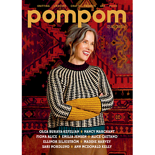 Catalogue Pom Pom N°22 Automne 2017 - Pom Pom Quarterly