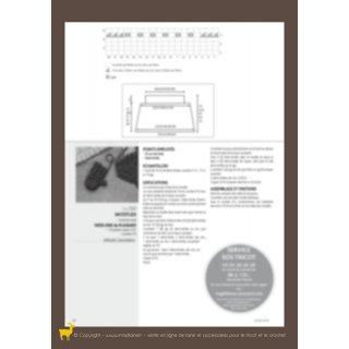 Modèle poncho et moufles 94-20 - Plassard