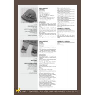 Accessoire bébé Modèle bonnet boule 94-25