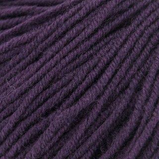 Laine mérinos Gueret Violet Lie 011 Bain0421