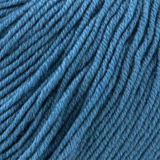 Laine mérinos Gueret Bleu Curacao 020 Bain 018
