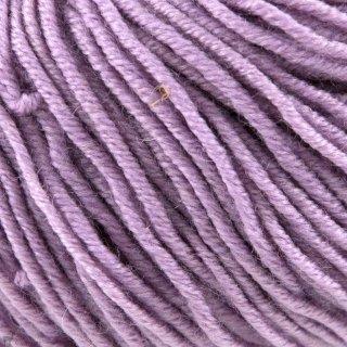 Laine mérinos Gueret Violet Violettes 008