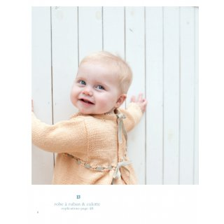 Catalogue Tricoter pour bébé - Editions de Saxe