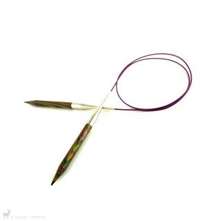 Aiguilles circulaires interchangeables Kit d'aiguilles circulaires Symfonie