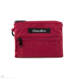 Kits d'aiguilles Kit Chiaogoo Interchangeable Twist Shorties Rouge 2 au 3,25mm