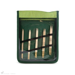 Aiguilles interchangeables Kit d'aiguilles circulaires Starter Bamboo
