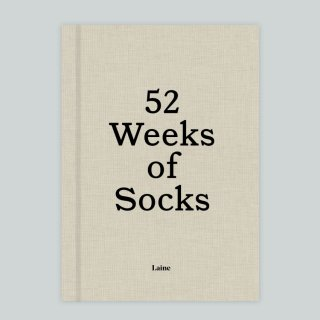 Chaussettes Livre 52 weeks of socks