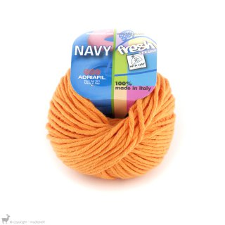 Fil de coton Navy Orange Halloween 65
