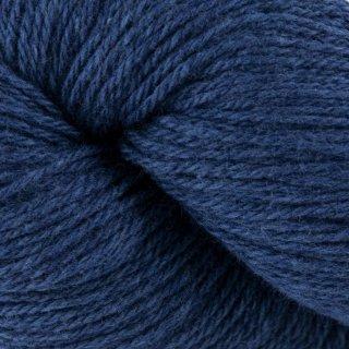Laine de mouton Bio Balance Bleu Marine BL015
