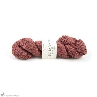 Laine de mouton Bio Balance Rouge BL07