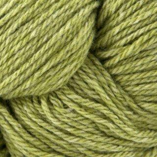 Laine de mouton Bio Balance Vert Citron BL04