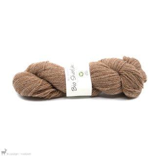 Light Fingering - 03 Ply Bio Shetland Brun Mouflon SH04