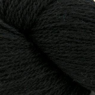 Laine de mouton Bio Shetland Noir SH46