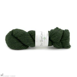 Bio Shetland Vert Olive Sombre SH08 - BC Garn