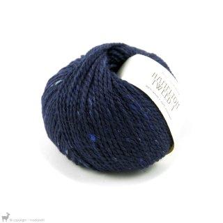 Laine de mouton Hamelton Tweed 1 Bleu Marine HX01