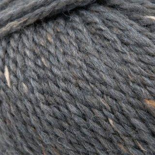 Laine de mouton Hamelton Tweed 1 Gris Graphite HX16