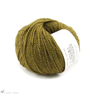 Laine de mouton Hamelton Tweed 1 Vert Laiton HX26