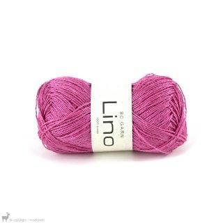 Fil de lin Lino Rose Fuchsia Ln 43