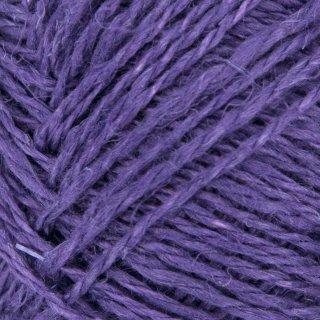 Fil de lin Lino Violet Profond Ln 46