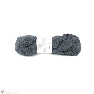 Fil de soie Soft Silk Gris Anthracite SS54
