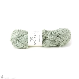 Fil de soie Soft Silk Gris Brume SS11