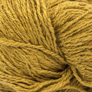 Fil de soie Soft Silk Jaune Curry SS35