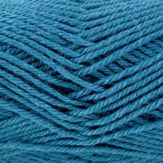 Laine de mouton Bamboulene Bleu Azur 021