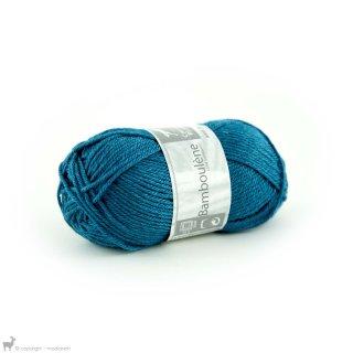 Laine de mouton Bamboulene Bleu Turquoise 272
