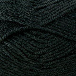 Laine de mouton Bamboulene Noir 012