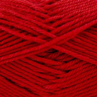 Laine de mouton Bamboulene Rouge Coquelicot 004