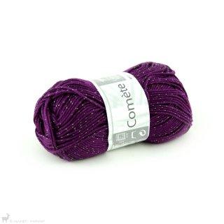 Fil de coton Comète Violet Prune 252