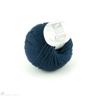 Laine de mouton Kinna Bleu Crépuscule 307