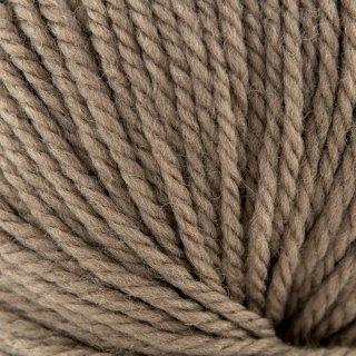 Laine de mouton Kinna Brun Chataigne 027