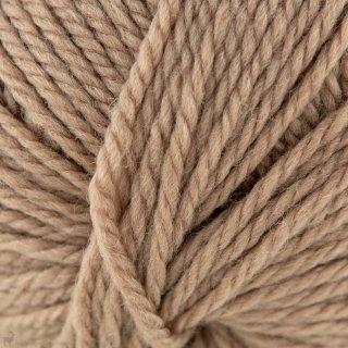 Laine de mouton Kinna Brun Grège 022