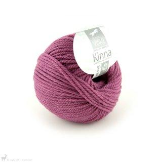Laine de mouton Kinna Rose Pivoine 303
