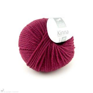 Laine de mouton Kinna Rouge Rubis 305