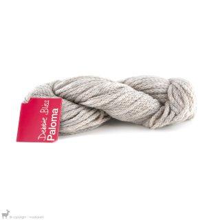 Laine d'alpaga Paloma Blanc Galet 02