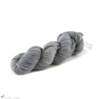 Dragon Sock Silver Fox - Dragonfly Fibers