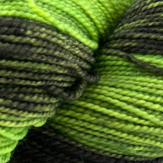 Dragon Sock Zombie Apocalypse - Dragonfly Fibers