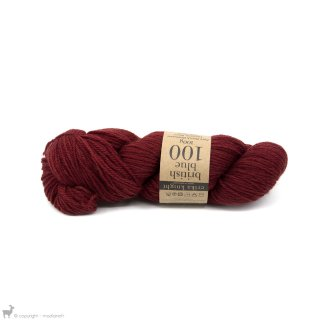 Laine de BFL British Blue 100 Gordon 608