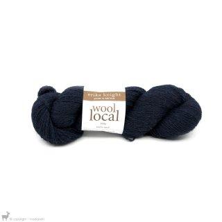 Laine de mouton Wool Local Bingley Navy 808
