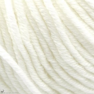 Laine mérinos Aubusson Blanc Neige 13 Bain 620