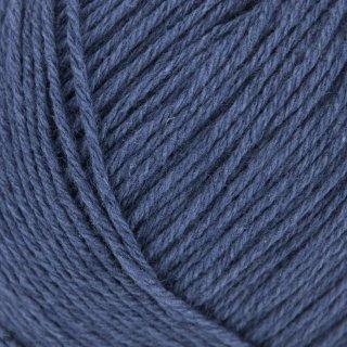 Fil de coton Bohème Bleu Veillée 354