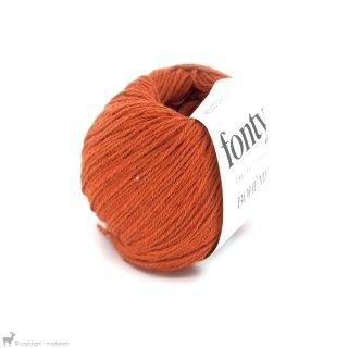 Fil de coton Bohème Orange Flamboyant 384